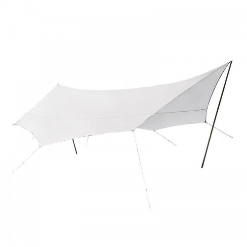 Outdoor big canopy awning folding retractable outdoor rainproof sunscreen pergola sunscreen UV camping
