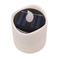 6 Pcs Solar LED Candles Waterproof Romantic Electronic Solar Candles Solar Emergency Night Light
