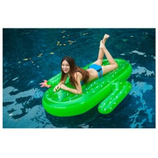 Giant Inflatable Cactus Pool Float Raft Floaty Lounger Pool Toy