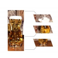 Whiskey Cup - Male Female Body Shot Glass - Set of 4