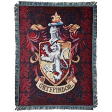 Harry Potter Weaving Wall Tapestry,Gryffindor