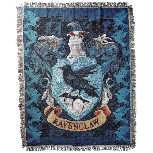 Harry Potter Weaving Wall Tapestry,Ravenclaw