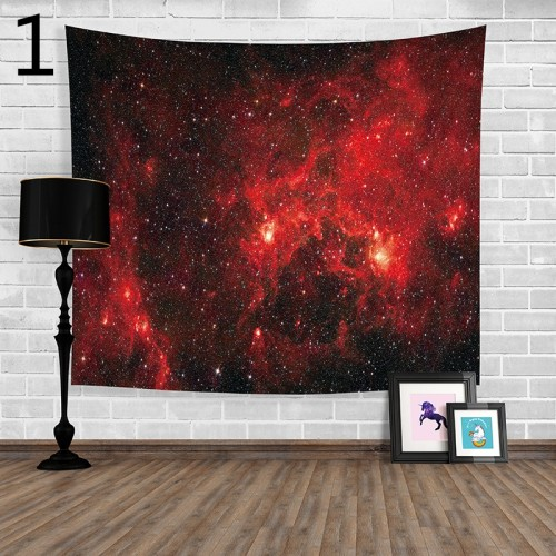 Popular Handicrafts Wall Tapestry,Space Galaxy Series 3