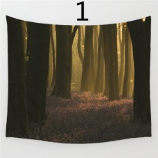 Popular Handicrafts Wall Tapestry,Forest 1
