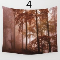 Popular Handicrafts Wall Tapestry,Forest 4