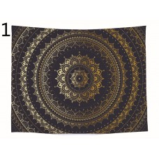Popular Handicrafts Wall Tapestry,Datura 1