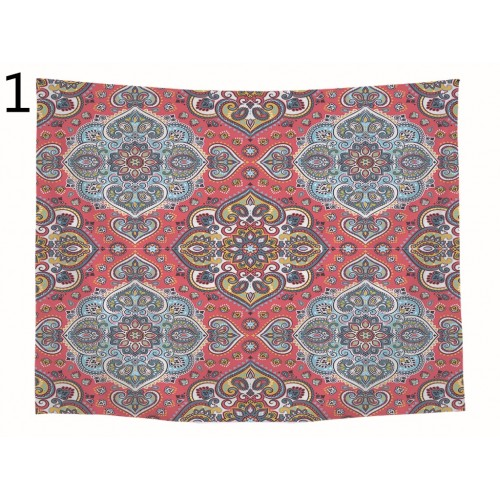 Popular Handicrafts Wall Tapestry,Datura 2