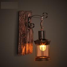 Retro Creative Bar Living Room Bar Decorative Wall Lights