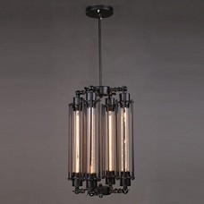 Vintage lamp ceiling light retro chandelier