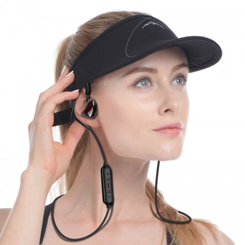 Sports Bluetooth Headset Bluetooth 4.1 In-Ear Stereo Long Standby Headset