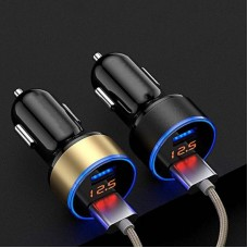 Dual USB Car Charger, PowerDrive 2 for iPhone Xs/XS Max/XR/X / 8/7 / 6 / Plus, iPad Pro/Air 2 / Mini, Note 5/4, LG, Nexus, HTC, and More