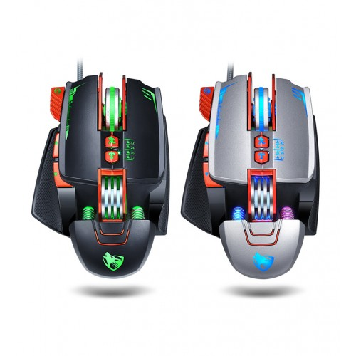 The mechanical macro definition of the game mouse esports eats a button mouse of the chicken mouse