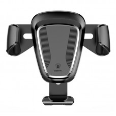 Multi-function creative car bracket Car air outlet mobile phone universal automatic clip-type gravity bracket