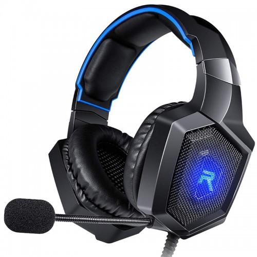 Earmuff headphones stereo gaming headset