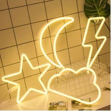 Lip Neon Sign Red USB 3-AA Battery Powered Neon LED Light Table Decoration Girl Bedroom Wall Decoration Children Birthday Present Christmas Halloween Decoration Wedding Party Supplies Neon Sign