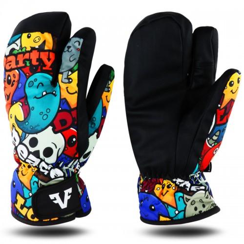 Ski Gloves,  Waterproof Warmest Winter Snow Gloves for Mens, Womens, Boys, Girls