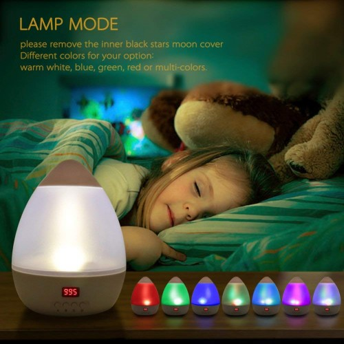 LED Night Light Star Projector usb Lighting Lamps Children's Room Lamp