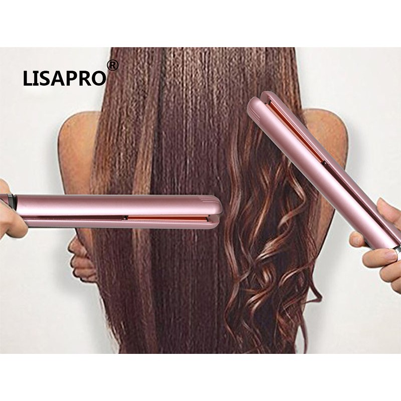 4f54acbeb62 ... 2 in 1 Tourmaline Ceramic Flat. Professional Hair Straightener ...