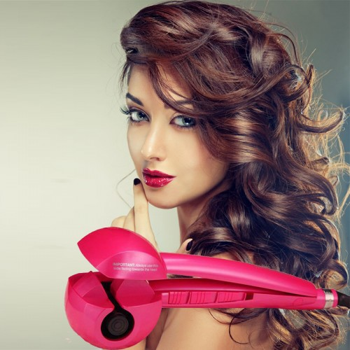 Fully Automatic Hair Curler - Snail Roll, Electro-thermal, Electric Curls Wave Roll -Balalisi™