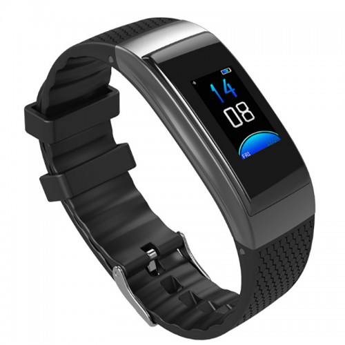 Smart bracelet, blood pressure heart rate big screen, Bluetooth pedometer, sports bracelet