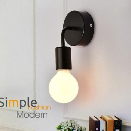 Premium Vintage Iron Industrial Wall Light Fixture