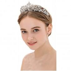 Bridal Wedding Tiara Crown Wedding Tiara Hair Accessories