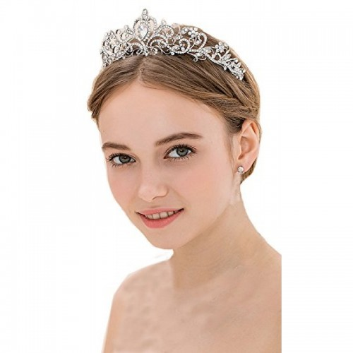 Bridal Wedding Tiara Crown Wedding Tiara Hair Accessories