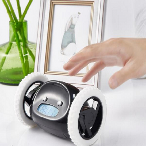 Runaway Alarm Clock For Heavy Sleepers Lazy alarm clock
