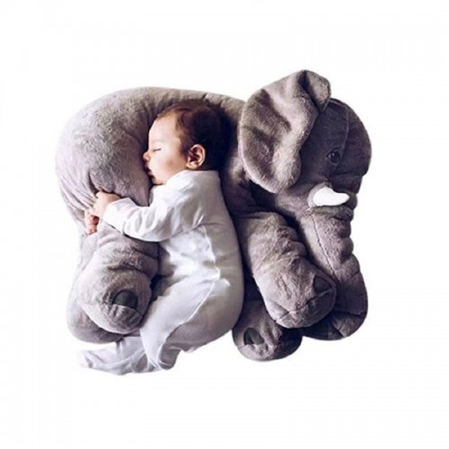 Animals Pillow Elephant Stuffed Plush Pillow Pals Cushion Plush Toy Cute Baby Pillow Cushion For Children's Gifts