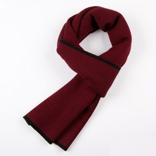 Men Winter Cashmere Stripe soft Scarf Warm Scarves, Gifts for Men